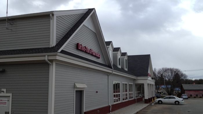 Commercial Seamless Gutters Lakeville MA