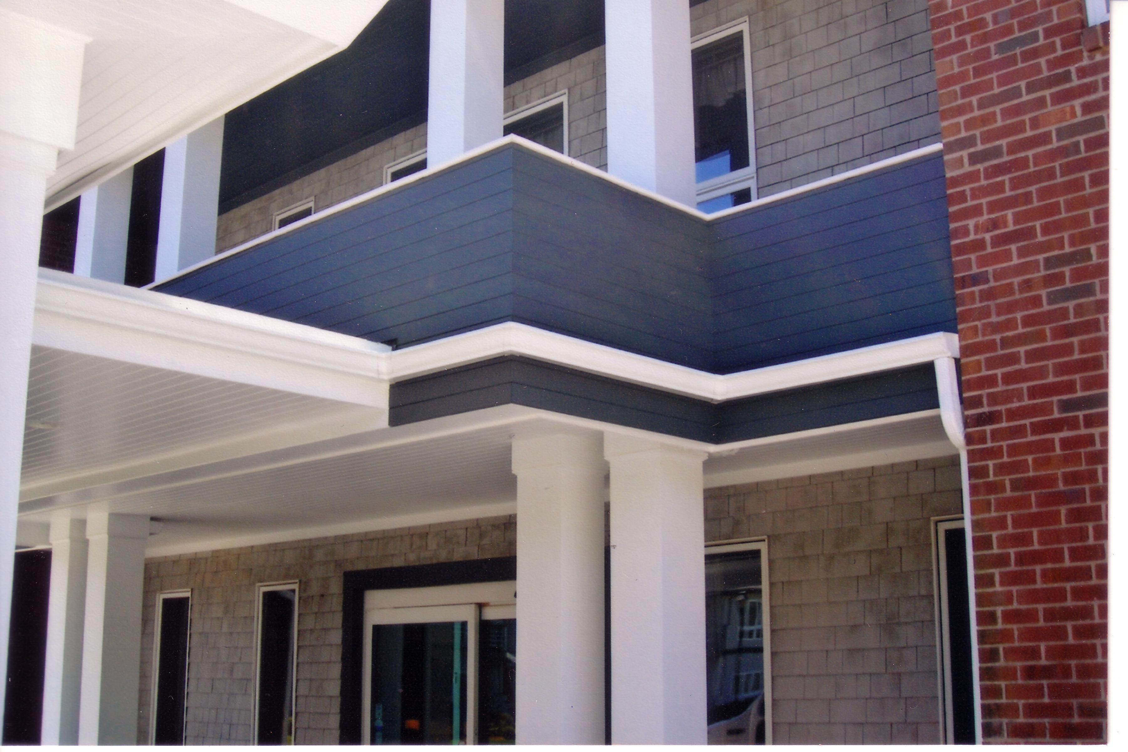 Seamless Aluminum Gutters By Gutter Pro Yarmouth Ma
