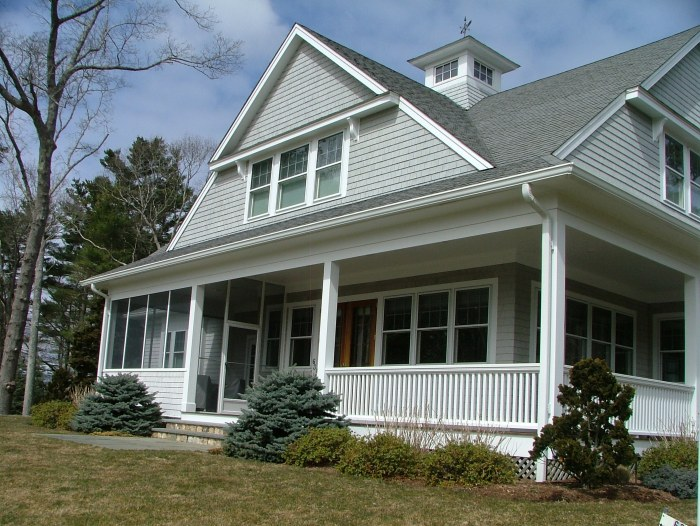 The Cook Estate is a condominium community of 27 single-family homes located on beautiful Deer Hill in Cohasset, MA