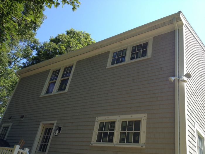 seamless gutter plymouth ma