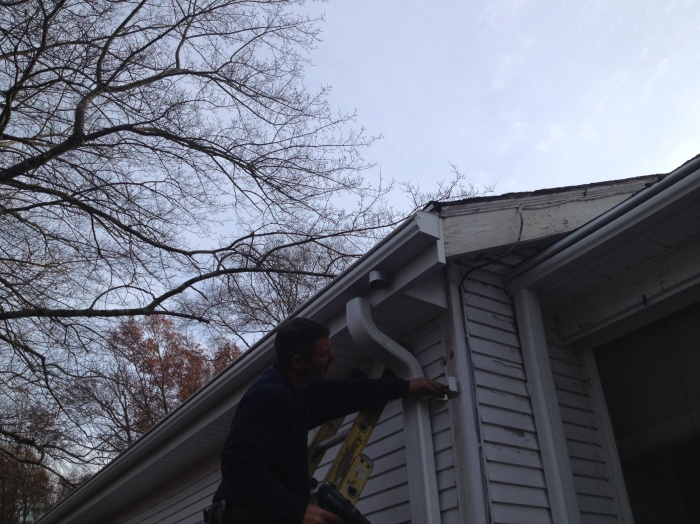 gutter and downspout attleboro
