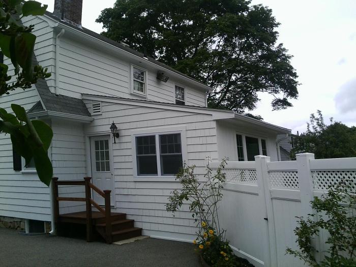 seamless gutter weymouth