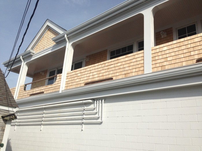 seamless aluminum gutter dartmouth