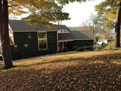 seamless leafguard gutter lakeville