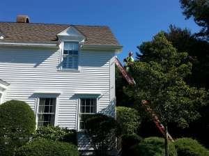 seamless gutter marshfield
